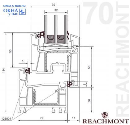 Профиль Reachmont 70